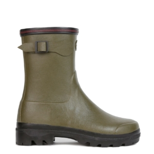 Le Chameau Womens Giverny Low Wellington Boot Vert