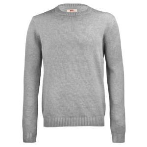 Fjallraven Ovik Knit Crew Light Grey