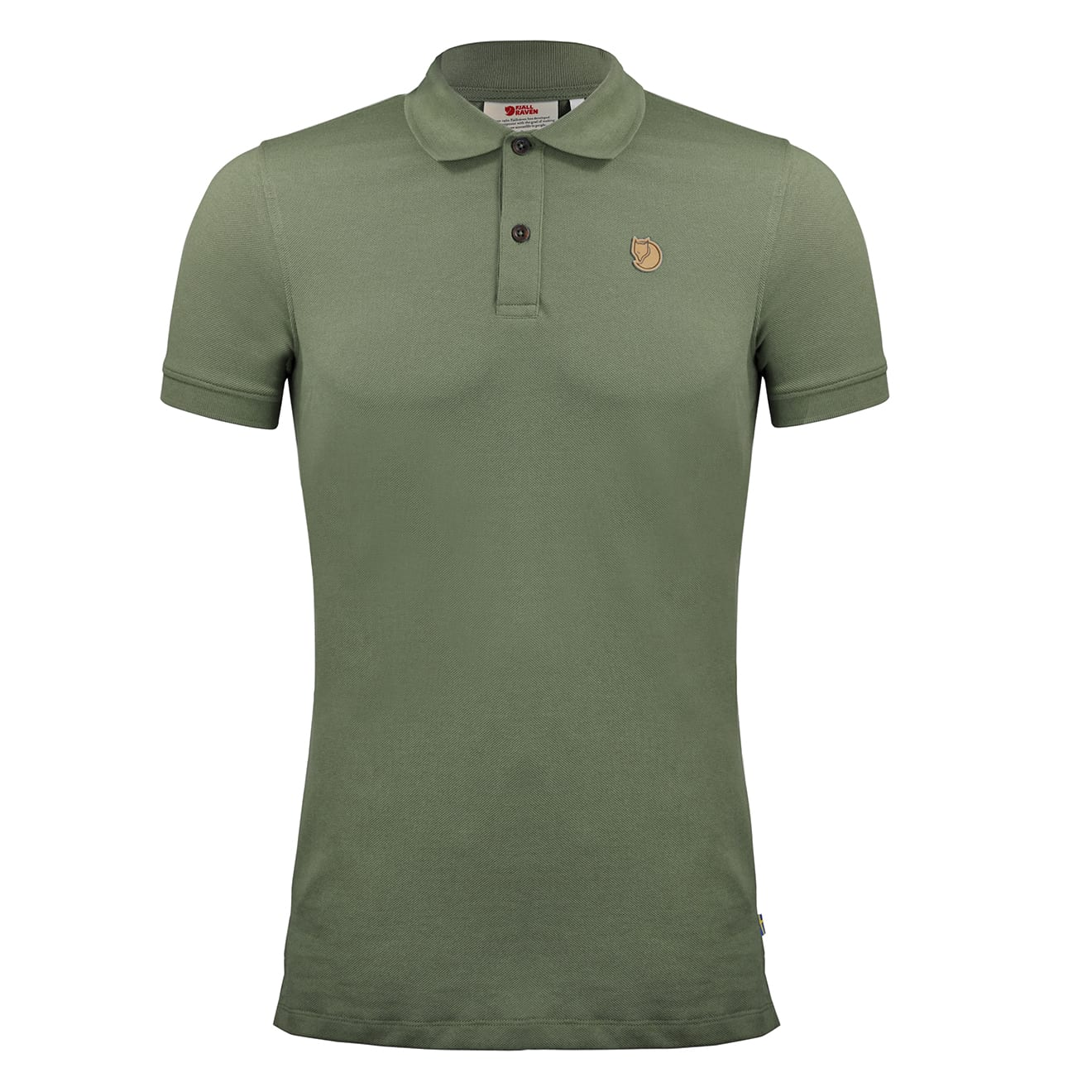 Fjallraven Ovik Polo Shirt Tarmac