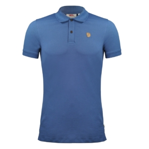 Fjallraven Ovik Polo Shirt Uncle Blue