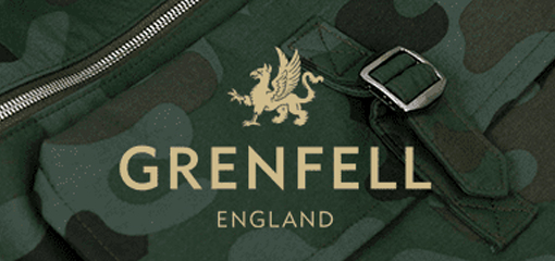 Grenfell England SS17 - Back to Military Roots