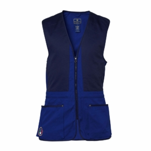 trap cotton unisex navy vest