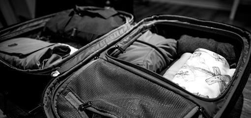 Fjällräven's lightweight Travel Pack