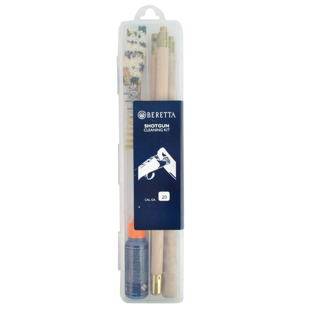 Beretta Basic Shotgun Cleaning Kit 20g