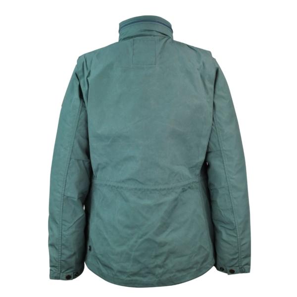 Fjallraven Womens Raven Jacket Frost Green