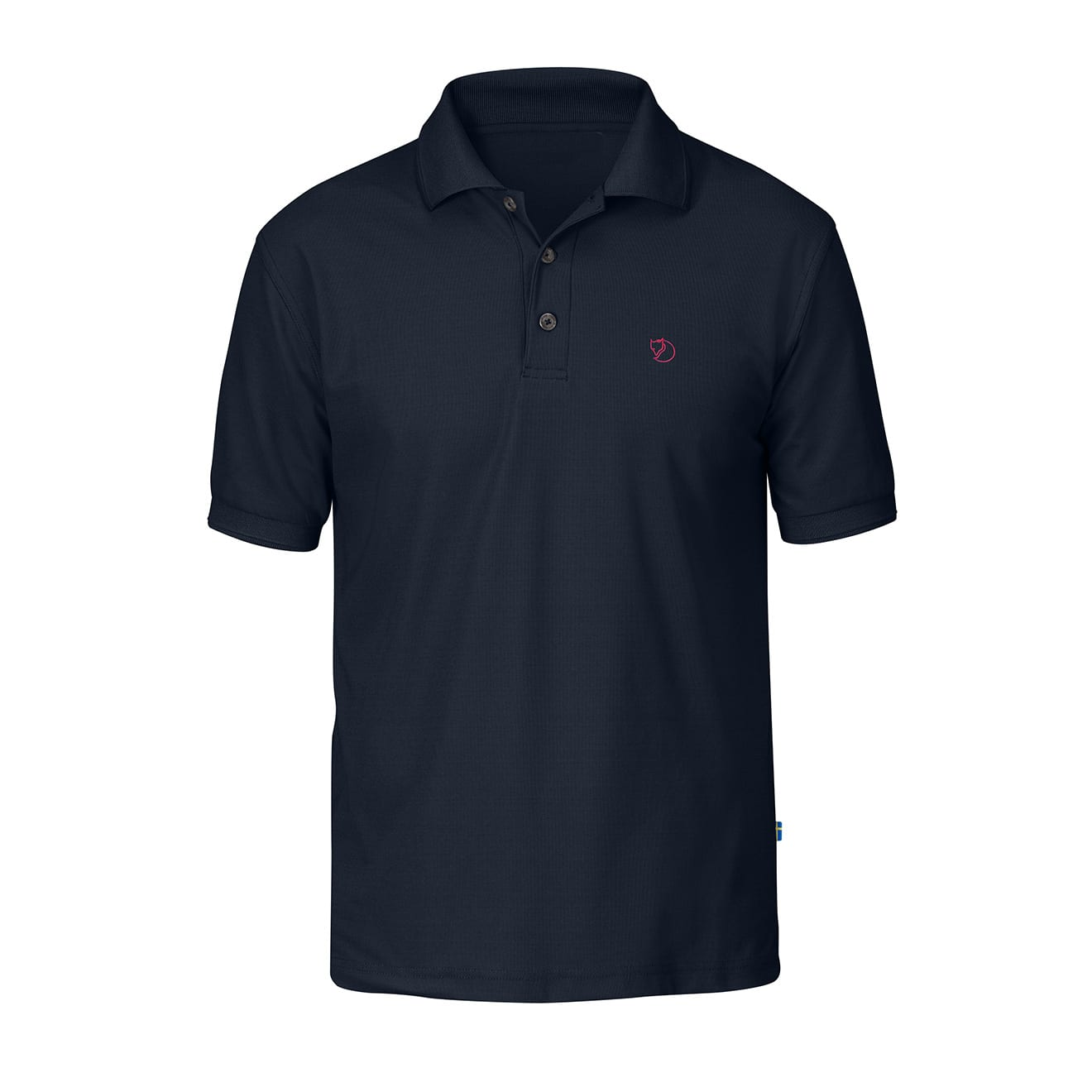 Fjallraven Crowley Pique Shirt Navy