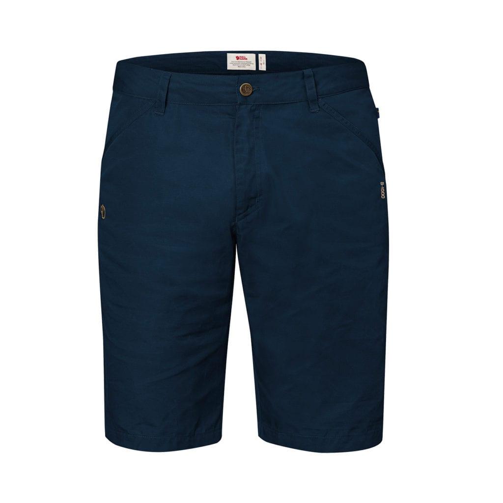 Fjallraven High Coast Shorts Navy