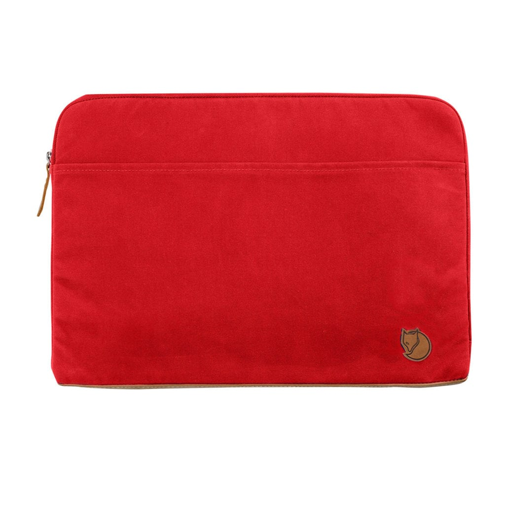 "Fjallraven Laptop Case 15"" Red"