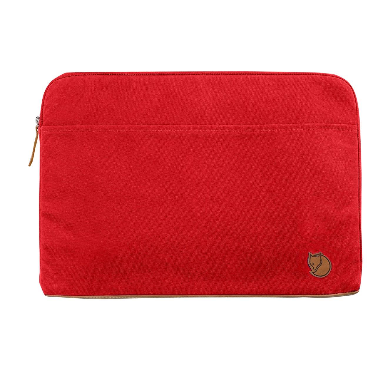"Fjallraven Laptop Case 15"" Red"