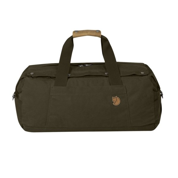 Fjallraven No. 6 Duffel Small Dark Olive