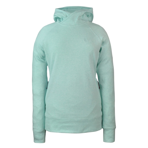 Fjallraven Womens High Coast Hoodie Ocean Mist