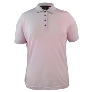 James Purdey Womens Polo Shirt Pink
