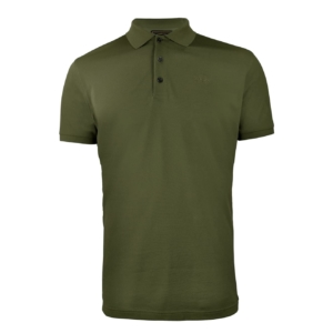 James Purdey Polo Shirt Moss