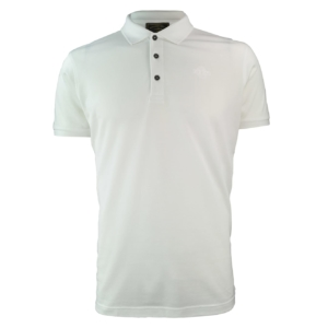 James Purdey Polo Shirt White
