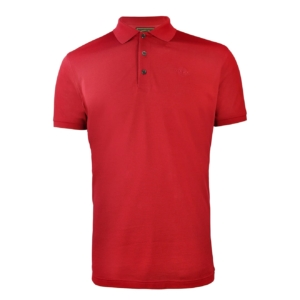 James Purdey Polo Shirt Wine