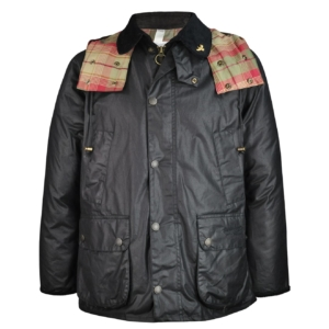 John Partridge Heathland Jacket Black