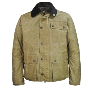John Partridge Speed 8 Traveller Jacket Tan