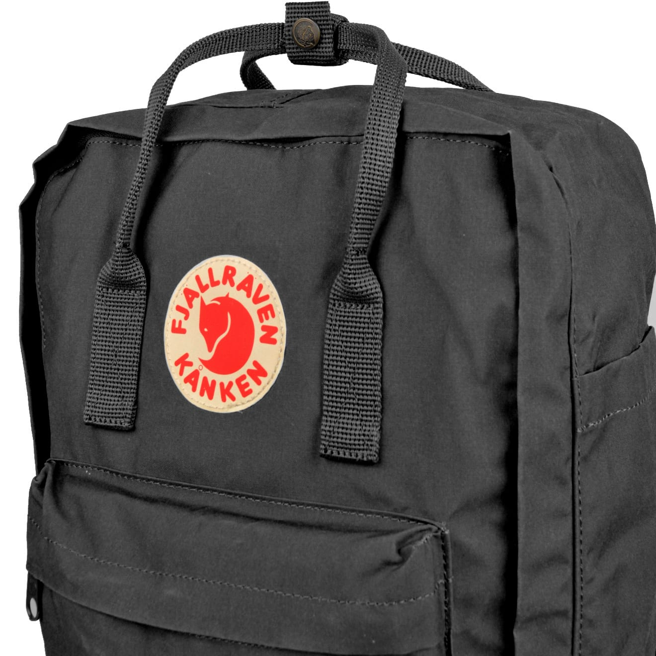 Kanken Classic Black Backpack - Black Fj?llr?ven Xev1z