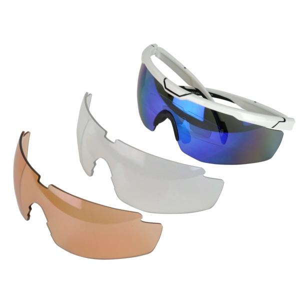 UVEX Sportstyle 117 Glasses White