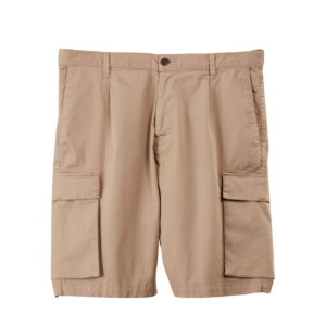 James Purdey Mens Cotton Shorts Putty