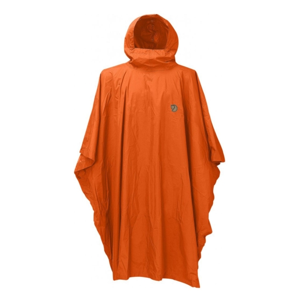 Fjallraven Poncho Orange