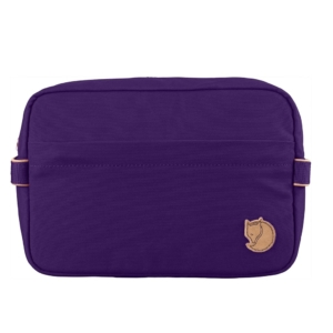 Fjallraven Travel Toiletry Bag Purple
