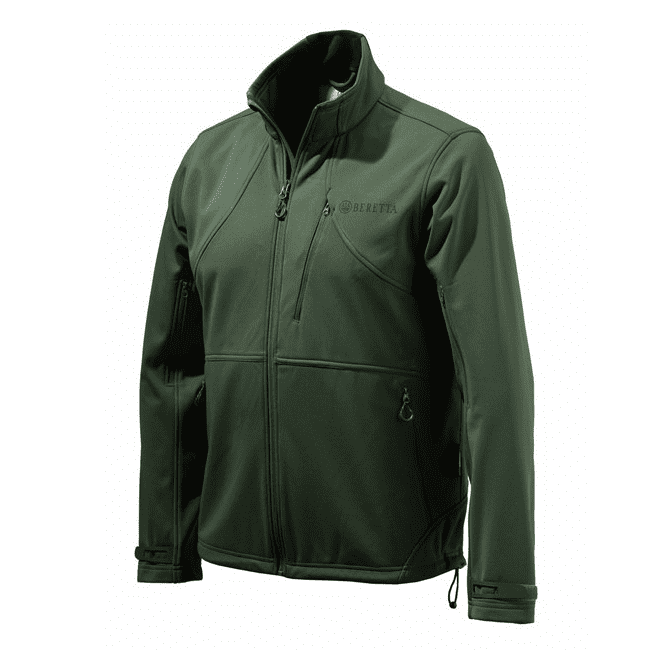 beretta wr soft shell fleece jacket the sporting lodge. Black Bedroom Furniture Sets. Home Design Ideas