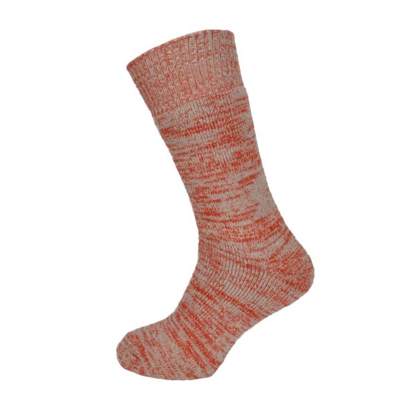 Macfarlaine all Terry Fleck Sock Red