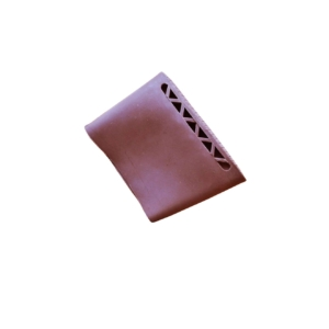 Bisley Rubber Slip on Recoil Stock Extender Brick