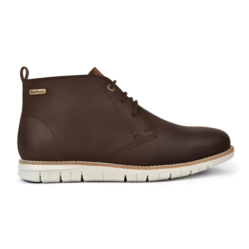 BBarbour Burghley boots Truffle