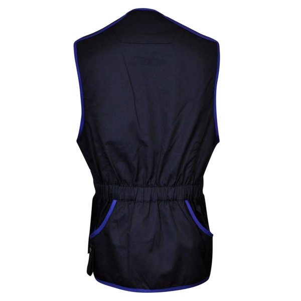 Beretta Unisex Trap Shooting Vest Navy / Beretta Blue