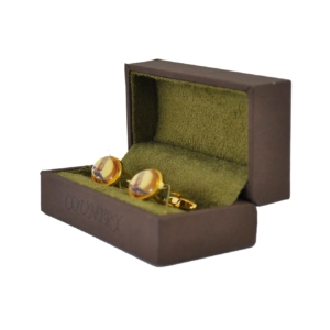 Game Bird Cufflinks in Presentation Box Flying Pheasant