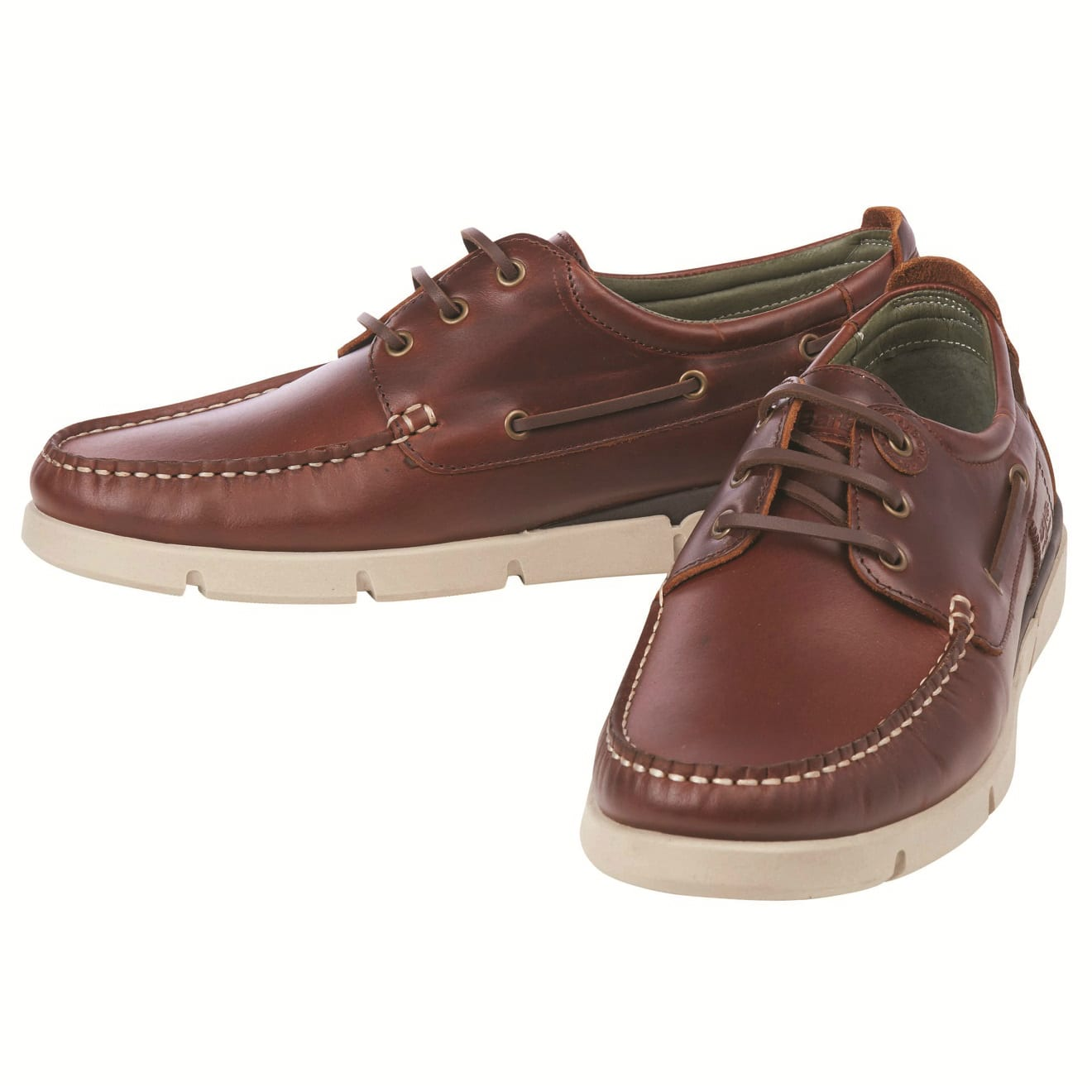 barbour mens george boat shoes the sporting lodge