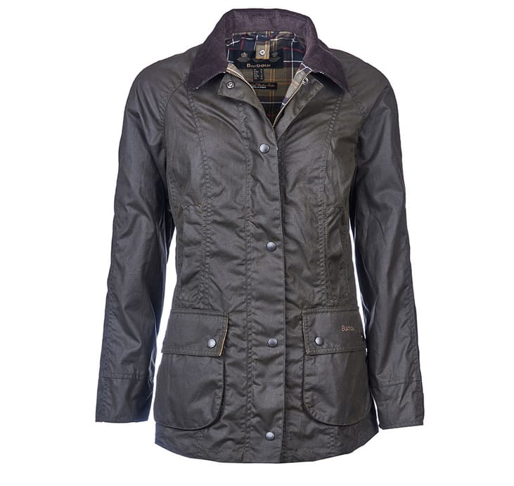 Barbour Womens Classic Beadnell Jacket