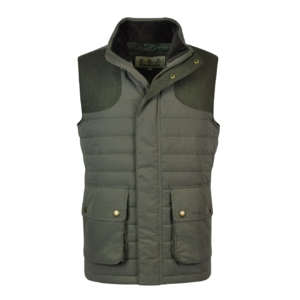 Barbour Bradford Gilet Forest