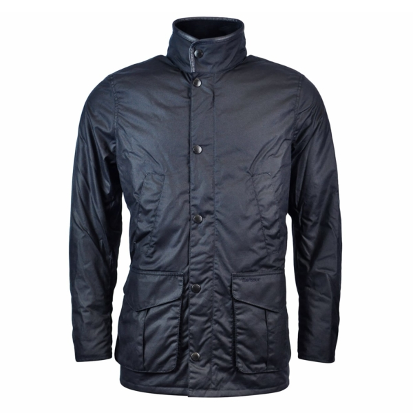 Barbour Hereford Jacket Navy