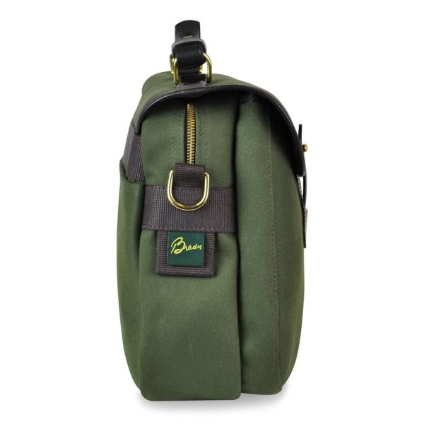 Brady Monmouth Briefcase Olive
