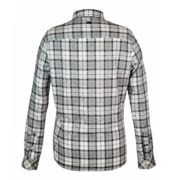 Barbour Linton shirt grey tartan