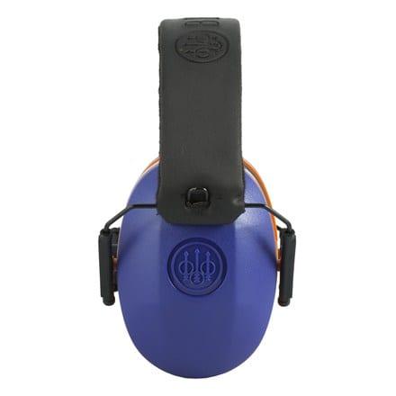 Beretta Gridshell Earmuff Blue