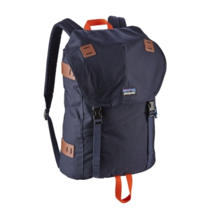 Patagonia Arbor Backpack 26L Navy and Red