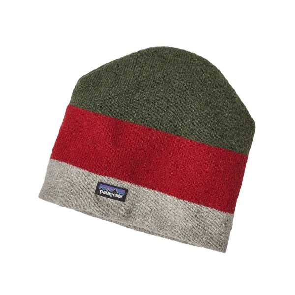 Patagonia Backslide Beanie Hat Drifter Grey