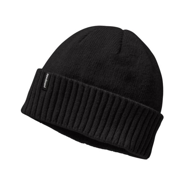 Patagonia Brodeo Beanie Hat Black