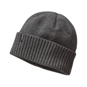 Patagonia Brodeo Beanie Hat Feather Grey