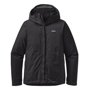Patagonia Mens Insulated Torrentshell Jacket Black