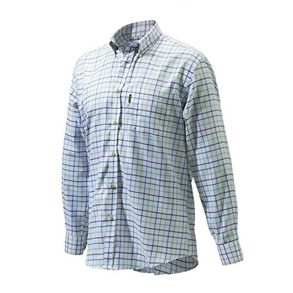 Beretta Classic Shirt Blue Rope
