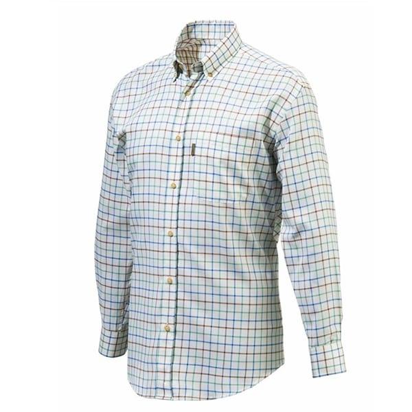 Beretta Classic Shirt Blue Stripe