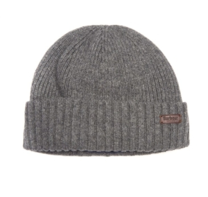 Barbour Carlton Beanie Hat Grey