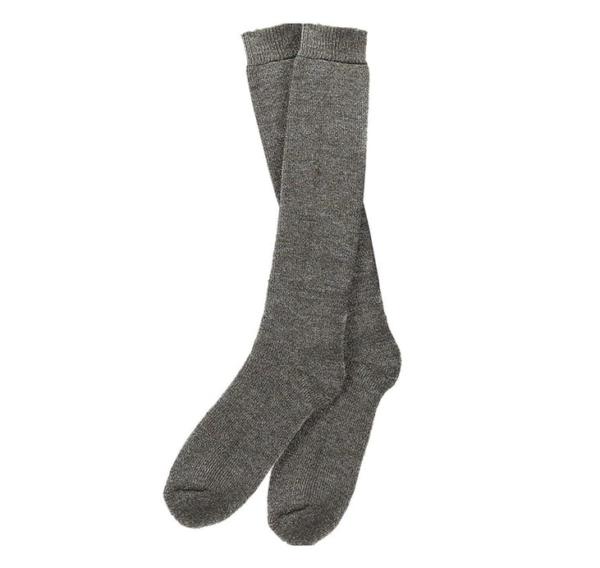 Barbour Wellington Knee Sock Derby Tweed