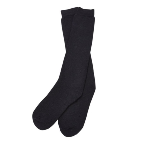 Barbour Wellington Knee Sock Navy