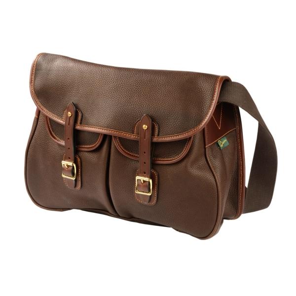Brady Ariel Trout Leather Chestnut